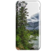 Bow River, Alberta Canada iPhone Case/Skin