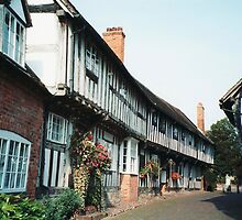 Malt Mill Lane, Alcester, Warwickshire by Elana Bailey
