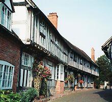 Malt Mill Lane, Alcester, Warwickshire by Elana Bailey