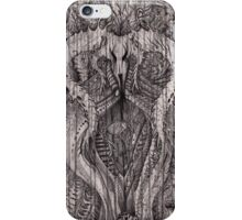 AFTERHOURS WITH THE COYOTE  iPhone Case/Skin
