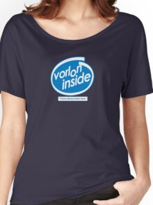 Vorlon Inside Women's Relaxed Fit T-Shirt