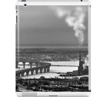 carbon footprint iPad Case/Skin