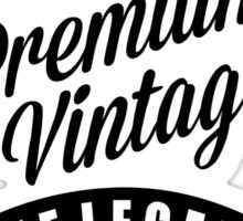 Vintage 1949 Aged To Perfection Sticker