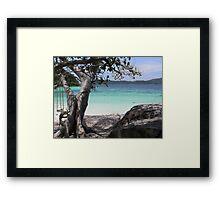 Koh Ro Kloy Framed Print