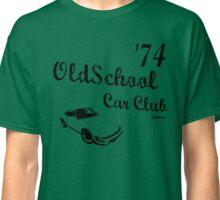 Oldschool car club 911 type G Classic T-Shirt