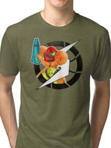Bounty Huntress Tri-blend T-Shirt
