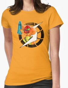 Bounty Huntress Womens Fitted T-Shirt