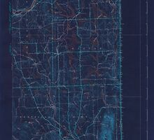 Maine USGS Historical Map Mars Hill 306652 1940 62500 Inversion by wetdryvac