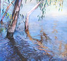'Water Colours No. 1'  by Lynda Robinson