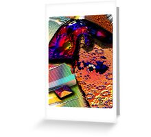 NECKTIE ELECTIONS Greeting Card