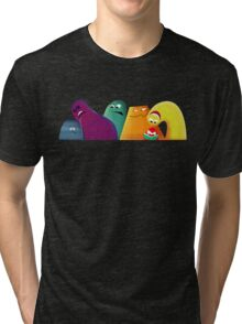 SHAPES & COLOURS Tri-blend T-Shirt
