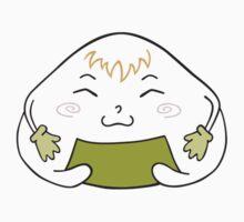 Funny onigiri  Baby Tee