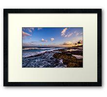 Maya Riviera Framed Print