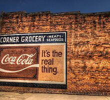 Corner Grocery  by Kyle Wilson