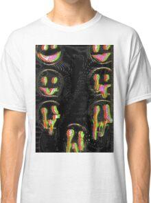 Trippy Face Classic T-Shirt