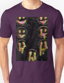 Trippy Face Unisex T-Shirt