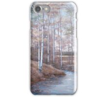 BIRCH CREEK iPhone Case/Skin