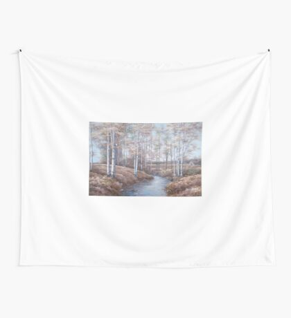 BIRCH CREEK Wall Tapestry