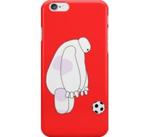 Big Hero 6 - Baymax (Red) iPhone Case/Skin