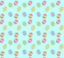 Easter Eggs by CraftyChloe23
