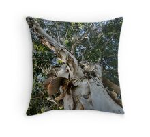 Fascinating Foliage Throw Pillow