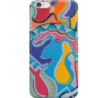 Colorful Swirls iPhone Case/Skin