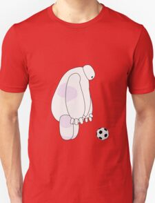 Big Hero 6 - Baymax (Red) T-Shirt
