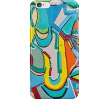 Jukebox in the Corner iPhone Case/Skin