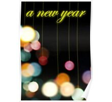 A New Year Poster