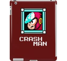 Crash Man iPad Case/Skin