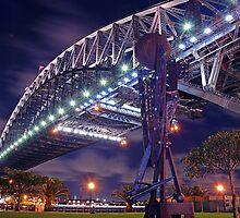 Under The Bridge by Jonathan Dael