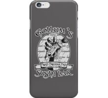Gollum's Sushi Bar - Fresh Precious Fish iPhone Case/Skin