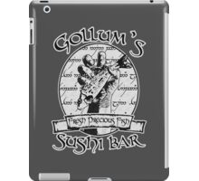 Gollum's Sushi Bar - Fresh Precious Fish iPad Case/Skin
