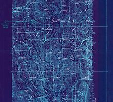 Maine USGS Historical Map Mars Hill 806880 1936 48000 Inversion by wetdryvac