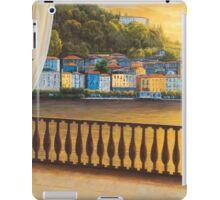 ITALIAN VIEW iPad Case/Skin