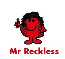 Mr Reckless by Steven Mcloughlin