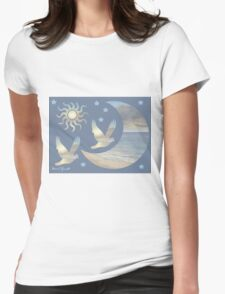 MOON AND THE STARS T-Shirt