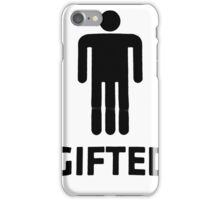 GIFTED iPhone Case/Skin