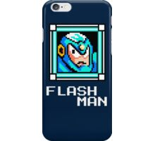 Flash Man iPhone Case/Skin