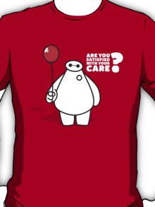 Nurse Baymax T-Shirt