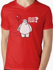 Nurse Baymax Mens V-Neck T-Shirt
