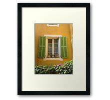 Provence, France Framed Print