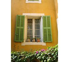 Provence, France Photographic Print