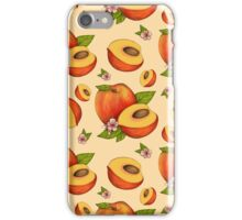 Sweet Georgia Peach! iPhone Case/Skin