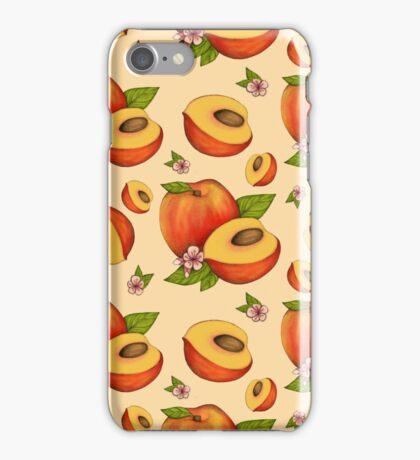 Sweet Georgia Peach! iPhone Case/Skin