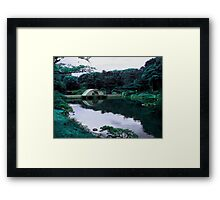 Bring me the Calm Framed Print