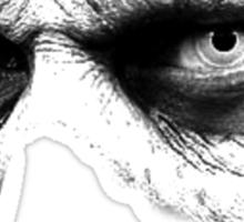 eyes face Sticker