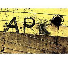 Ark - Cocos Island Photographic Print