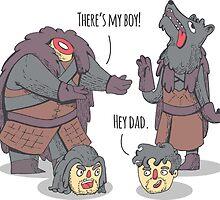 Like Father Like Son by Drew Borja