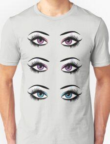 Fantasy eyes 3 Unisex T-Shirt